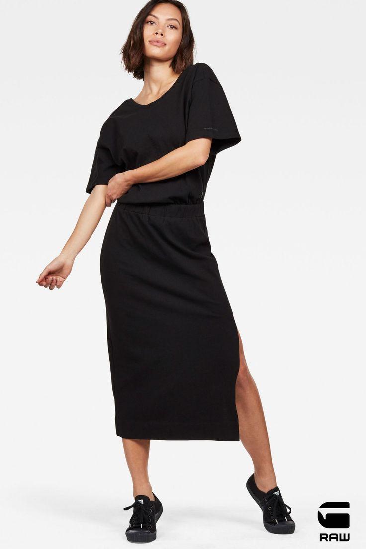 bohdana dress black g star raw in 2021 dresses womens