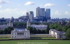 Greenwich Park - One of my favourite places and favourite views