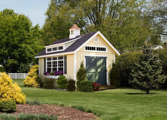73 Best Images About Amish Sheds Homestead Stuctures On