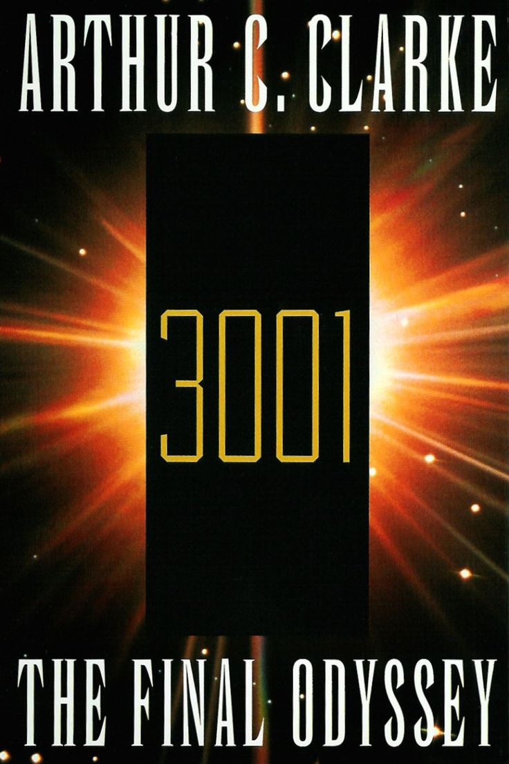 3001: The Final Odyssey Book - P 2014