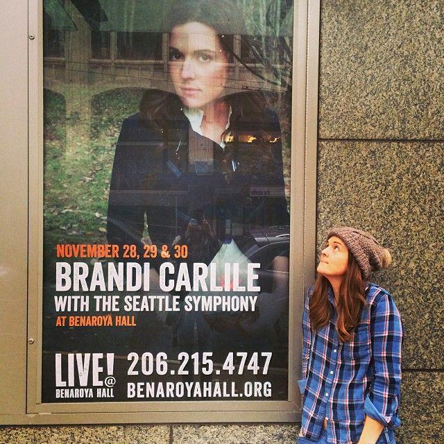 Brandi Carlile contemplates her persona