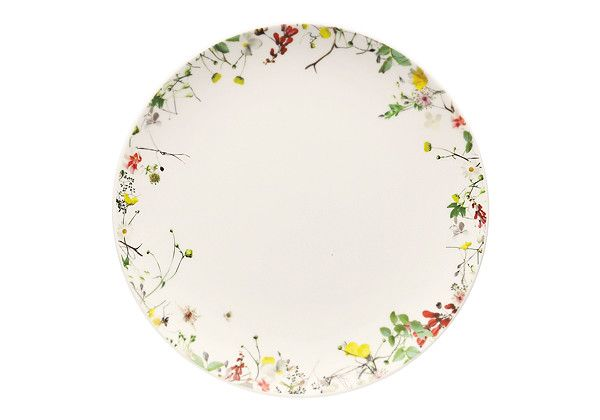 "Rosenthal ""Brillance Fleurs Sauvages"" plate"