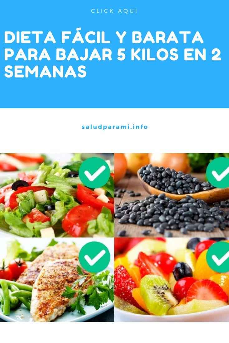 Dieta Fácil Y Barata Para Bajar 5 Kilos En 2 Semanas Salud Para Mi Comidas Saludables Baratas Comida Saludable Comidas Congeladas