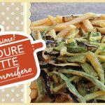 Verdure a fiammifero fritte