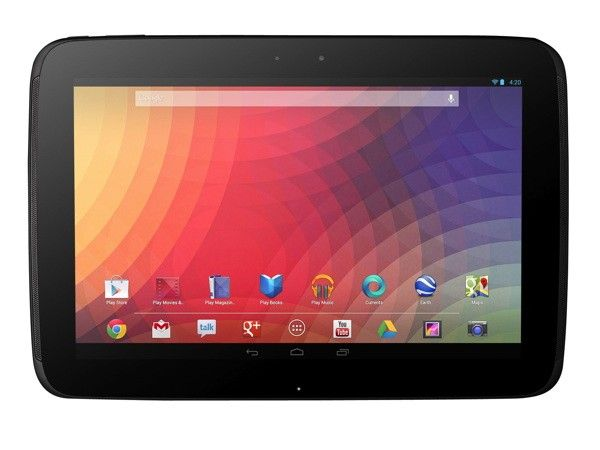 Google announces Nexus 10 tablet with 2,560 x 1,500, 300 ppi display and Android 42, shipping November 13th for $399 - Apple you have just been served!