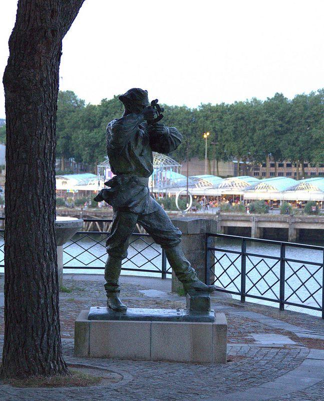 Nantes - Elisabeth CIBOT - Le capitaine NEMO | Flickr - Photo Sharing!
