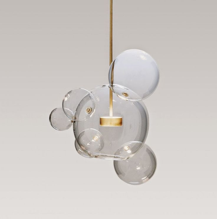 LONDON DESIGN FESTIVAL 2014 - The new Bolle lamp designed by Giopato & Coombes
