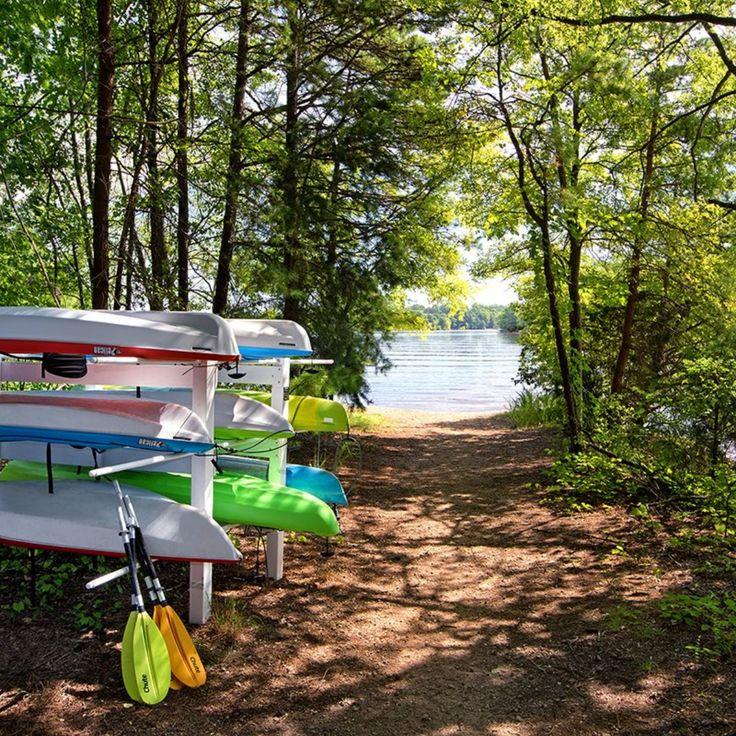 KS-12 and KS-6 racks available. 10 Kayak Storage Ideas Kayak Storage Kayak Rack Equipment Storage