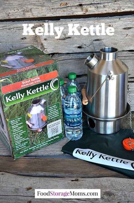 The Versatile Kelly Kettle Perfect For Camping Standard    --Posted August 20, 2014by Linda Loosli