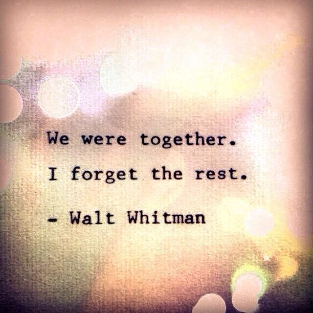 Walt Whitman Quotes Love: 17 Best Images About FRASES On Pinterest
