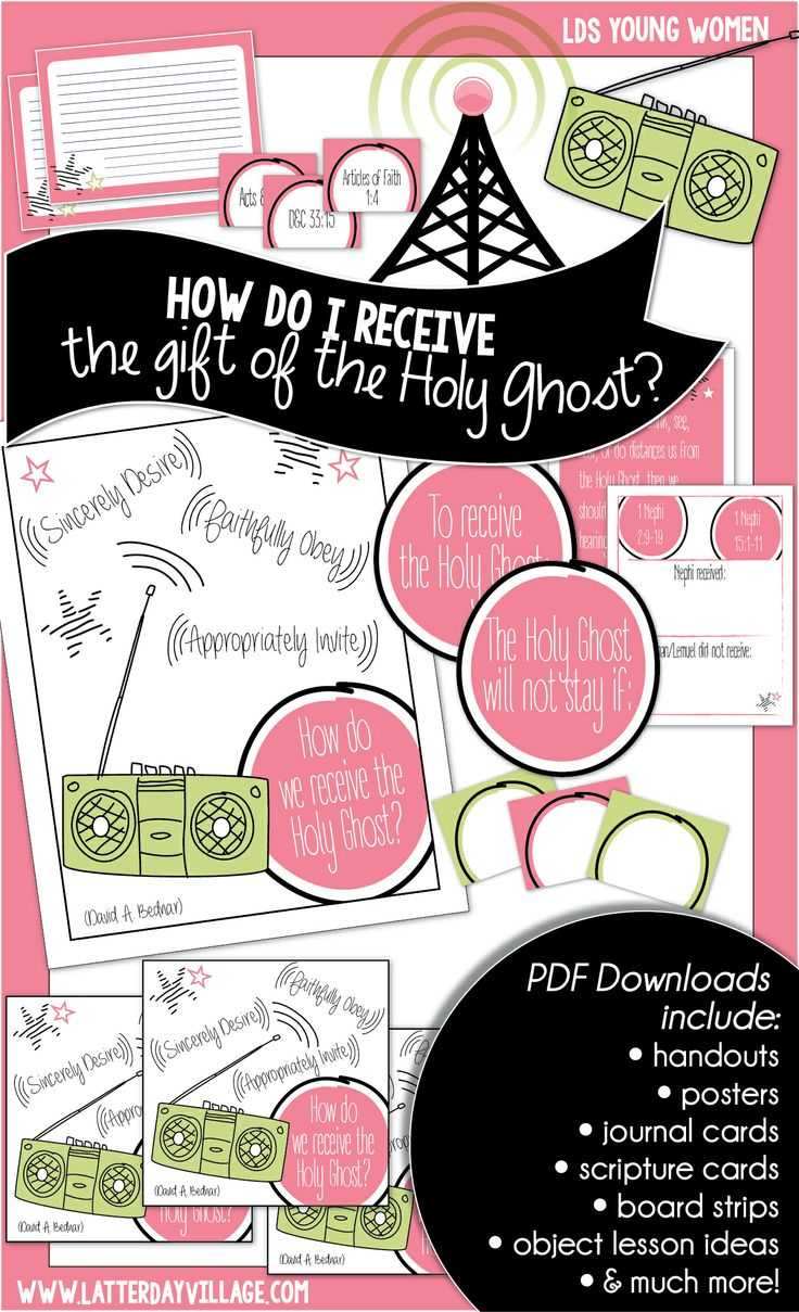 Top 25 Best Holy Ghost Lesson Ideas On Pinterest Holy Ghost School Holy G