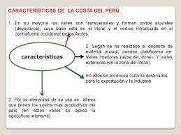 Resultado de imagen para caracteristicas de las plantas de la costa peruana