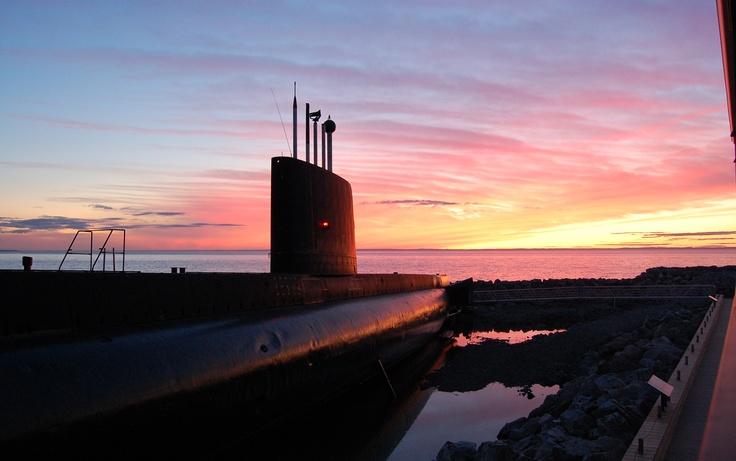 Visitez le sous-marin ONONDAGA!