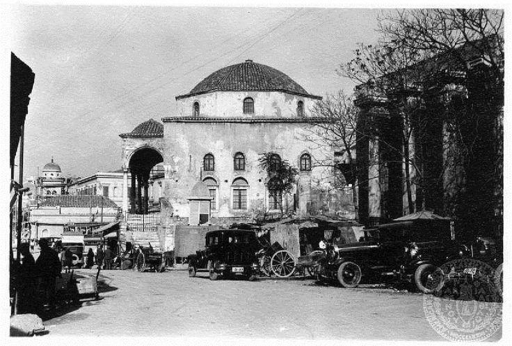 https://flic.kr/p/SooPbb | Μοναστηράκι | Το Τζαμί Τζισταράκη και η Βιβλιοθήκη του Αδριανού 1923 Dorothy Burr Thompson (19 August 1900 – 10 May 2001) ASCSA www3.ascsa.edu.gr/digital_images/Archives_low/dor_burr_th... www3.ascsa.edu.gr/archives/AdvancedSearch/tabid/209/langu...