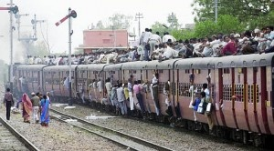 The condition of the Indian Railways is deteriorating, day by day. Every year thousands and thousands of people die in Indian Railways accidents.
