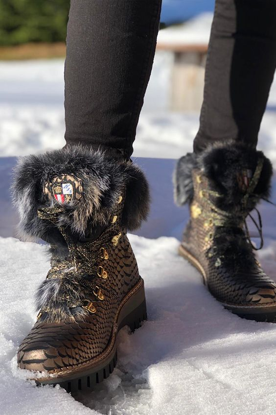 601a8f8f42b216 C'est notre coup de cœur : les nouvelles boots fourrées New Italia