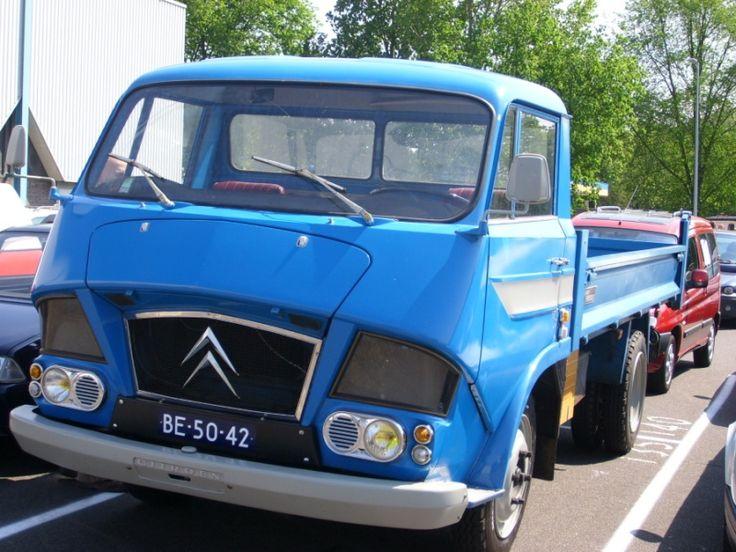 Citroën truck   < 1,2° F https://de.pinterest.com/gert_koster/voitures/