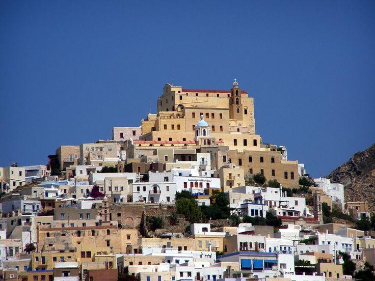 We ♥ Greece | Ano #Syros #Greece #Cyclades #travel #explore #destination