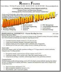 65 best sample resume download images on pinterest sample resume