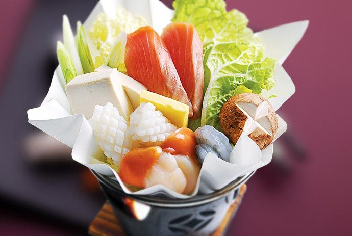 """""""Kami Nabe"""" – Japanese Paper Hotpot 