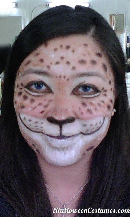 Halloween Makeup Leopard - Halloween Costumes 2013