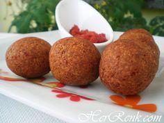 Falafel-arap, ortadoğu mutfağı yemek tarifleri, middle eastern foods, nohut köfte, falafel, nohut köftesi,