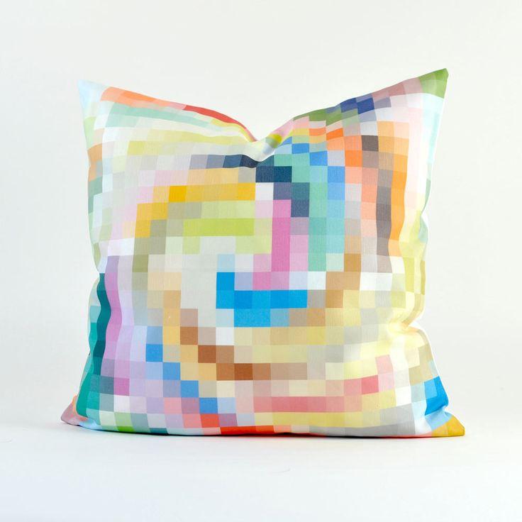 les Taies d'oreiller de Kim Johnson pastel
