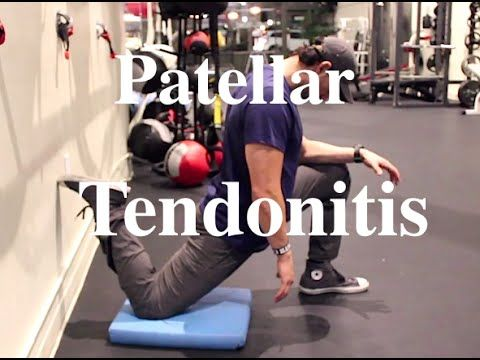3 Mistakes That Ruin Your Patellar Tendonitis Recovery Time - YouTube