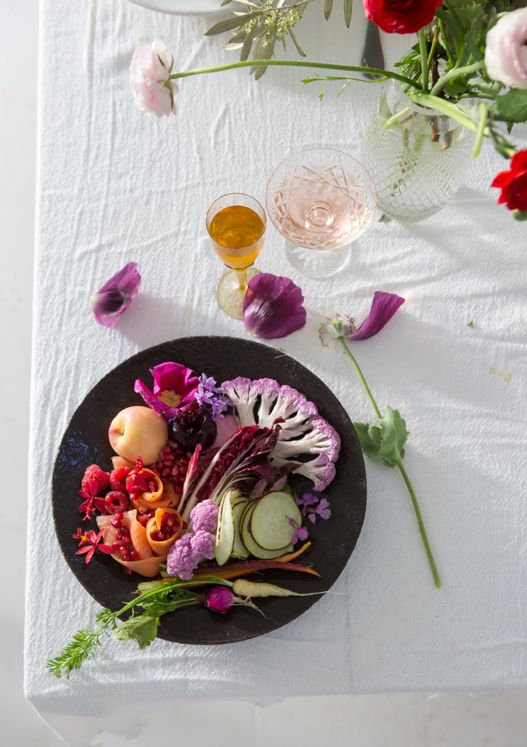 WELL MANNERED | Photographs: Adel Ferreira | Food Styling and Recipes: Maranda…