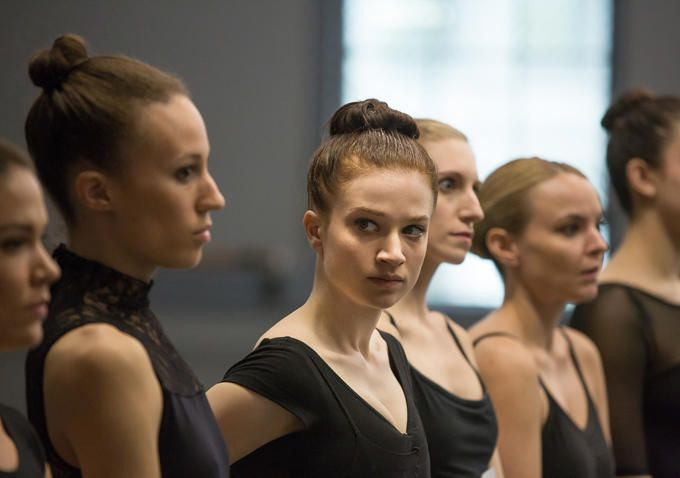 Starz's Ballet Drama Flesh And Bone Is Black Swan: The Series
