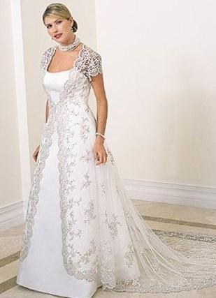 Свадебные платья для полных беременных - http://1svadebnoeplate.ru/svadebnye-platja-dlja-polnyh-beremennyh-3712/ #свадьба #платье #свадебноеплатье #торжество #невеста
