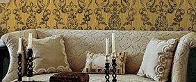 Aldeco | Artigos de decoração. Tecidos, papéis de parede...