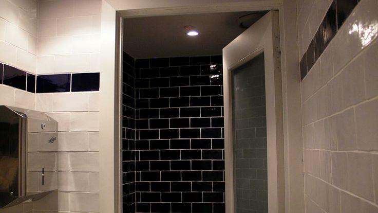 Las 25 mejores ideas sobre azulejos de metro negro en - Azulejo negro ...