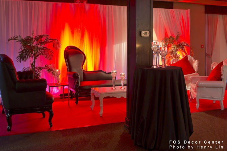 Corporate lounge design for C3 @ Palais Royale, December 2012