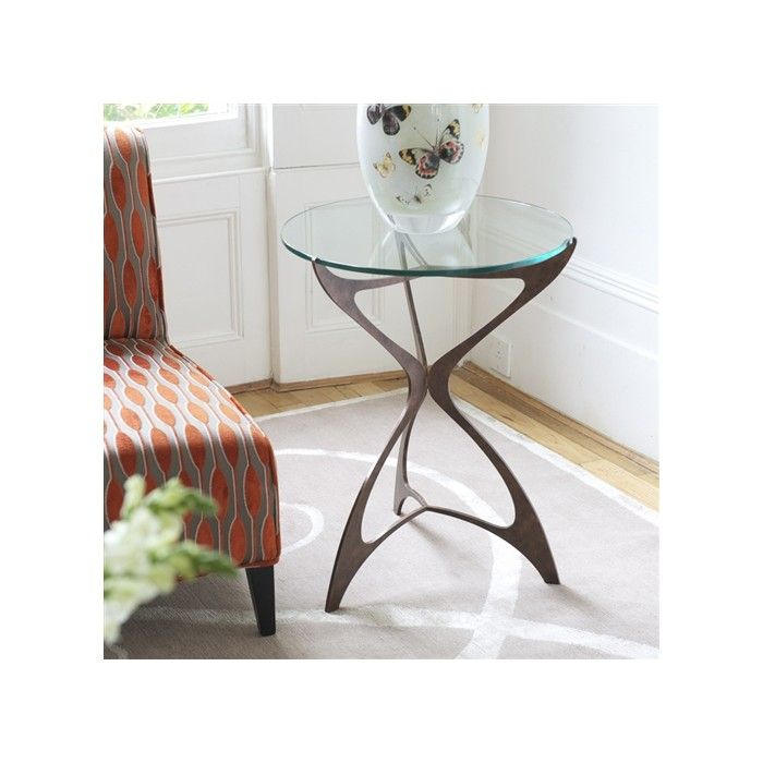 The Opera Round Side Table  http://www.tomfaulkner.co.uk/