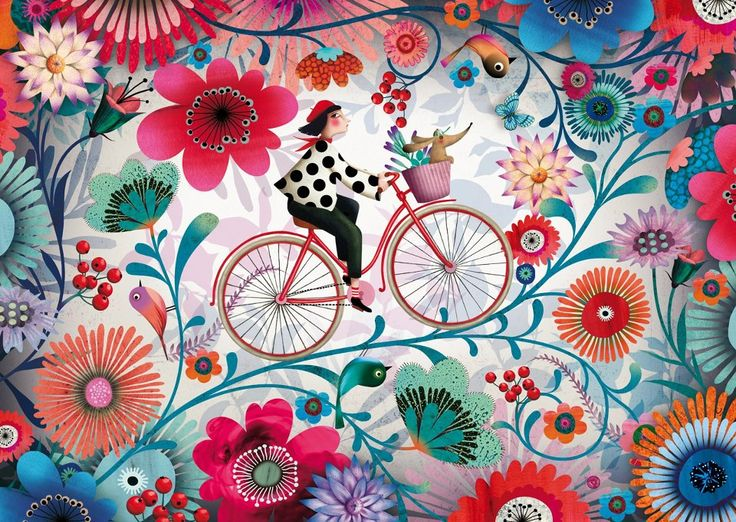 Change Your Life. Ride A Bike! Marie Desbons
