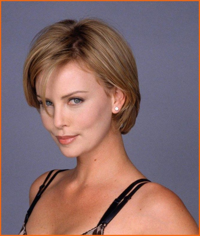After the film 'Mad Max' Charlize Theron in New Short Haircut Short Length Regrowth! Charlize Theron: The short cut regrowth! Trouble getting used to her...