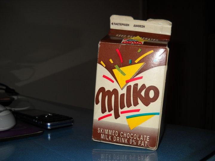 milko milk