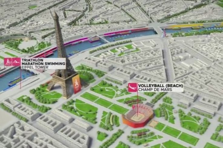 VIDÉO - Le comité de candidature de la capitale aux Jeux d'été de 2024 a dévoilé son film de campagne.