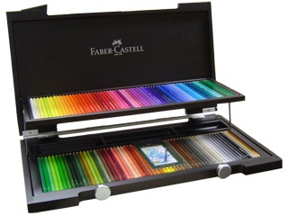 Lápis de cor aquarelável Albrecht Durer 120 cores