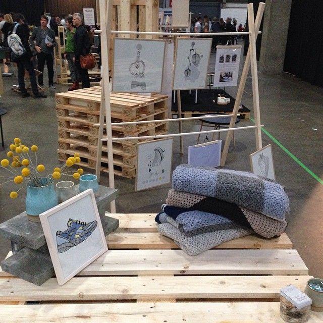 Blankets and illustrations designed by nor:den Nor:den på designtalent2014#getphoto #youngtrepreneur #danishentrepreneurshipaward#award2014