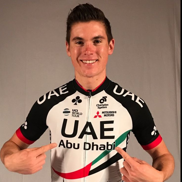 Ben Swift - Team UAE Abu Dhabi
