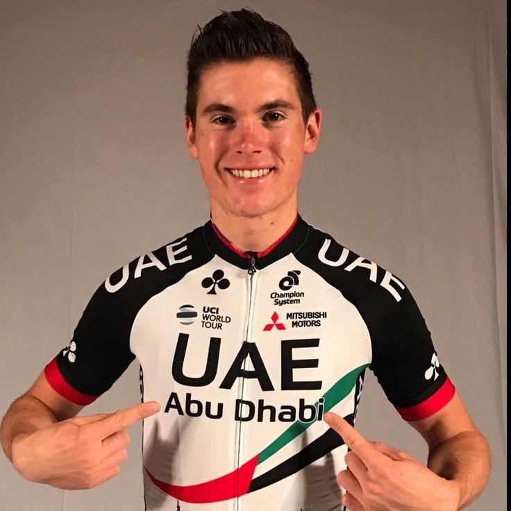 Ben Swift - Team UAE Abu Dhabi