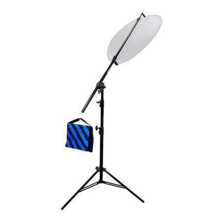 Free Shipping on orders over $35. Buy LimoStudio Photo Studio Lighting Reflector Arm Stand Reflector Stand Holder Boom Arm, LIWA57 at Walmart.com
