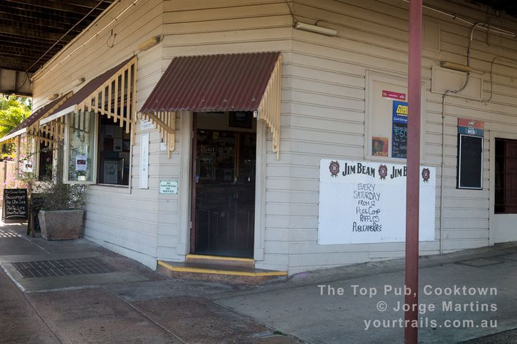 The Top Pub, Cooktown