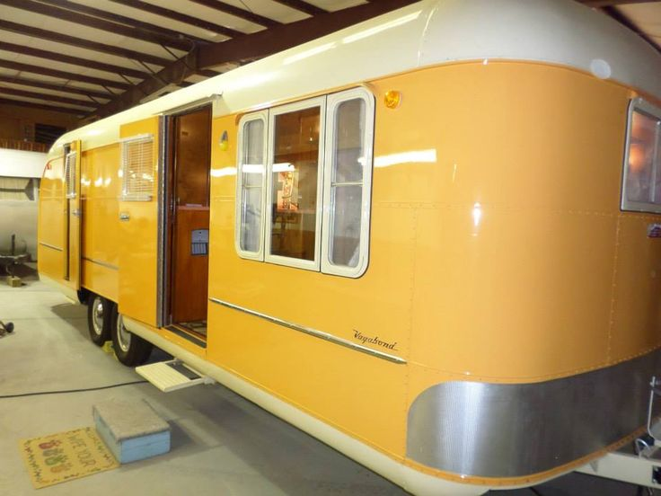 Heintz Designs Vintage Trailer Restorations - Vintage Trailers & Parts For Sale
