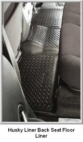 Husky Liner Back Seat Floor Liner fits 2004-2006 Avalanche  $82                                                                                                                                                                                 More