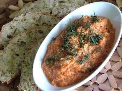 Smak Zdrowia: Pasta sojowa marchewkowo-pomidorowa