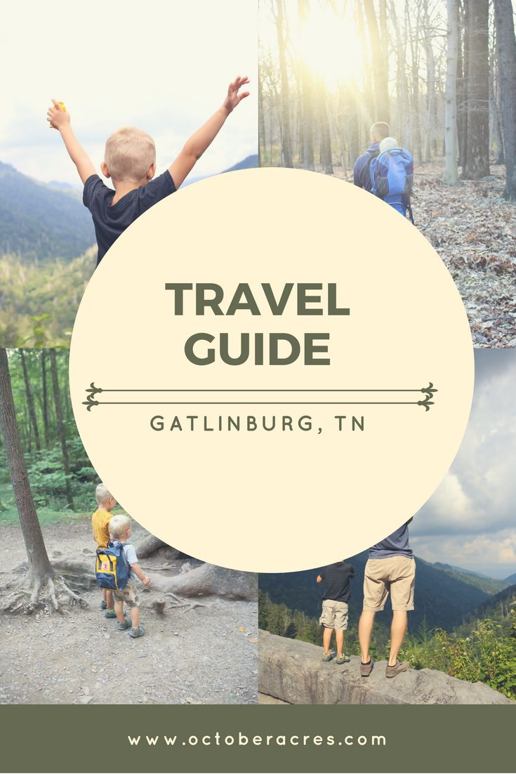 What to do in Gatlinburg, Tennessee