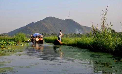 Things to Do in Kashmir:-Fishing in Kashmir